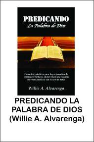 Portadas de la pagina inicio Predicando la Palabra de Dios