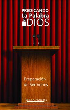 Front Cover Predicando la Palabra
