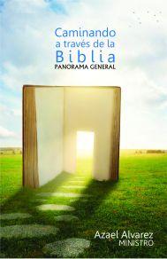 Front Cover caminando a través de la biblia
